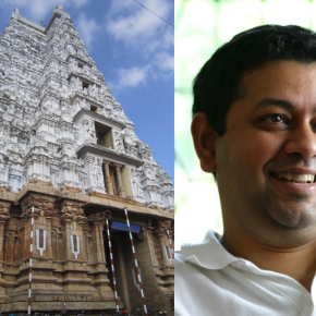 A History of Srirangam by BadriSeshadri
