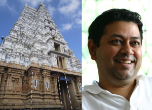 badri gopuram