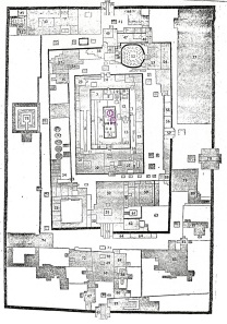 Map of Srirangam-1