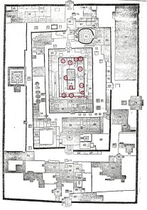 Map of Srirangam-2
