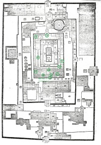 Map of Srirangam-3