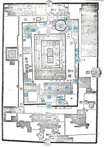 Map of Srirangam-4