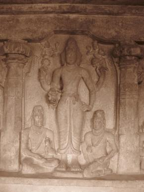 Pandya era Cave Temple