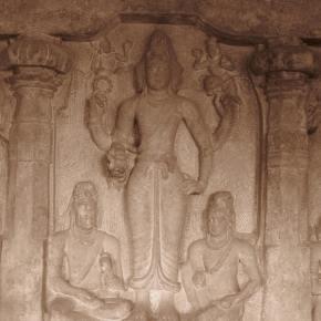 Pandya era CaveTemple