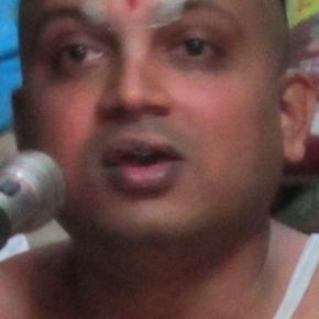 Upanyasam by Badri Bhattar: AcharyaVaibhavam